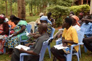Way to Happiness - Leaders of Kakelo Village in Ringa